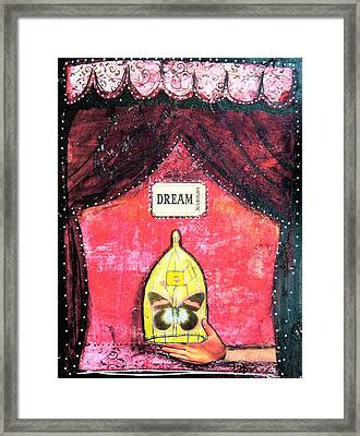 Dream Framed Print by Carrie Todd