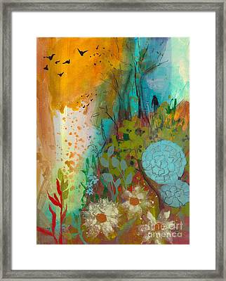 Dream Catcher Framed Print by Robin Maria Pedrero