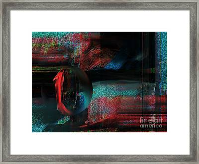 Dream Catcher Framed Print by Yul Olaivar