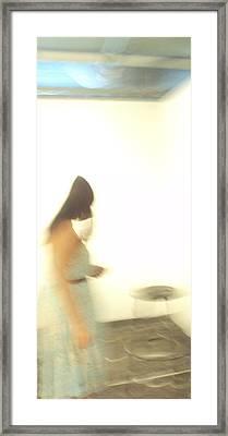 Dream Framed Print by Cynthia Harvey