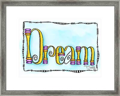 Dream Framed Print by Debi Payne