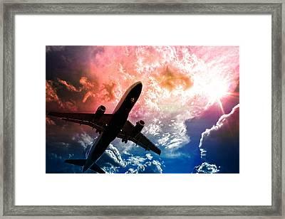 Dream Flight Framed Print