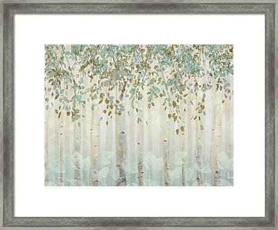 Dream Forest I Framed Print by James Wiens