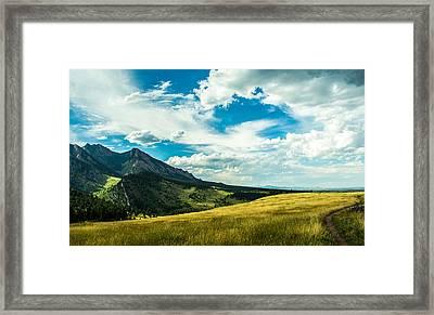 Dream Forever Framed Print by Rhys Arithson