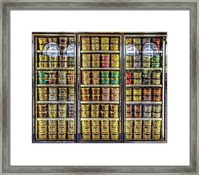 Dream Fridge Framed Print by Scott Norris