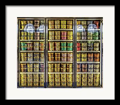 Container Framed Prints