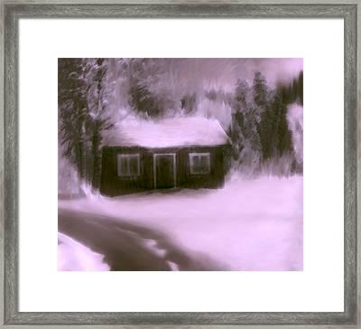 Dream House  C# 43 Framed Print