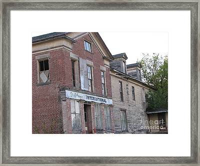 Framed Print featuring the photograph Dream House by Michael Krek