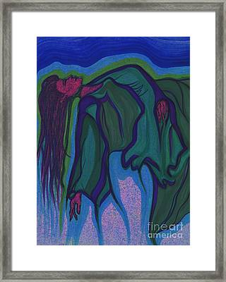 Dream In Color 1 By Jrr Framed Print by First Star Art