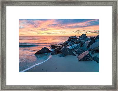 Dream In Colors Framed Print