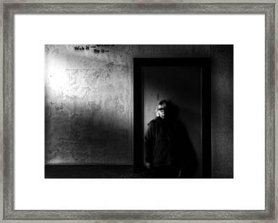 Dream It Wish It Framed Print by Bob Orsillo