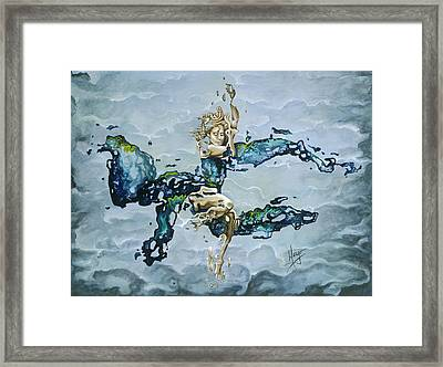 Dream Framed Print by Karina Llergo