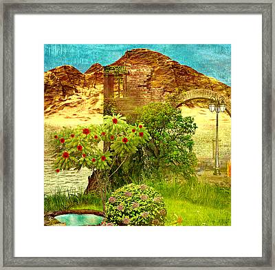 Dream Land Framed Print