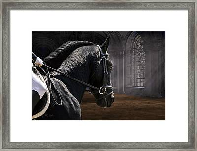 Dream Lofty Dreams Framed Print by Fran J Scott