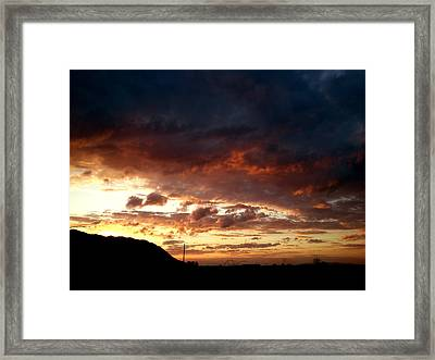 Dream Framed Print by Lucy D