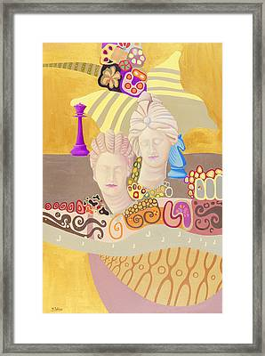 Dream Magic Framed Print by Nicolas Sphicas