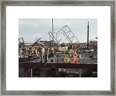 Dream Not Framed Print by Laurence Van Oliver