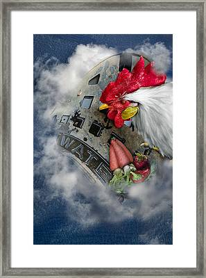 Dream Nutrition Framed Print