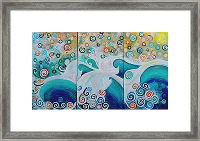 Dream Of The Ocean Framed Print