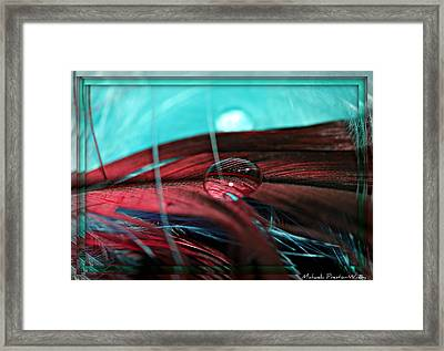 Framed Print featuring the photograph Dream On by Michaela Preston