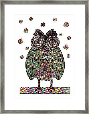 Dream Owl Framed Print
