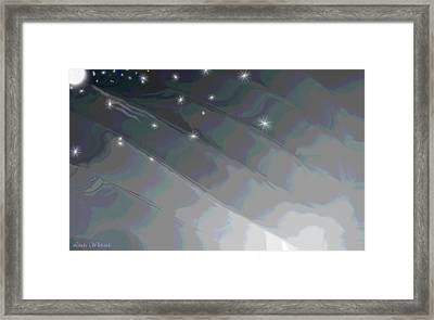 Dream Sail Framed Print