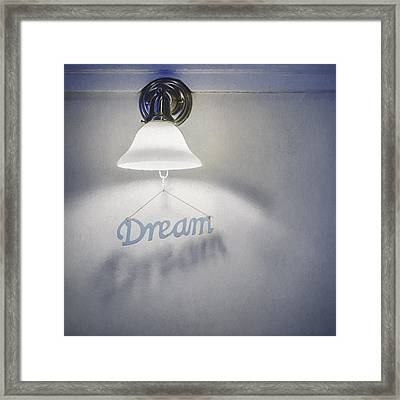Dream Framed Print by Scott Norris