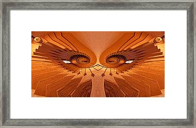 Dream Stairs-4 Framed Print by Paul W Faust -  Impressions of Light