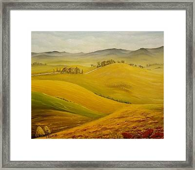 Dream Framed Print by Svetla Dimitrova