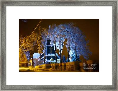 Dream - Tatra Mountains 2013 Framed Print by  Andrzej Goszcz