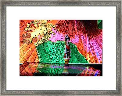 Dream Walking Framed Print