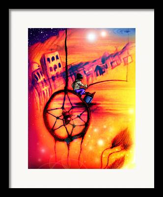 Dream Catcher Gallery Paintings Framed Prints