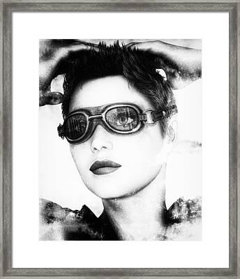 Dreamer Framed Print by Bob Orsillo