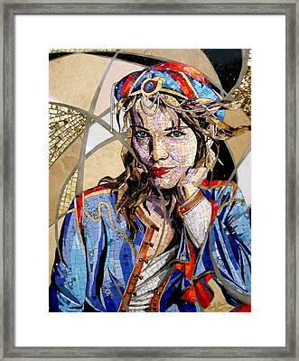 Dreamer Framed Print by Carole  Choucair Oueijan