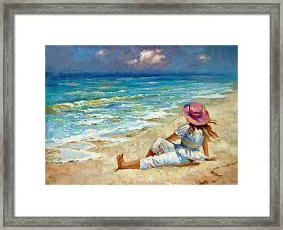 Dreamer Framed Print by Dmitry Spiros