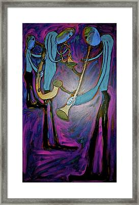 Dreamers 00-001 Framed Print