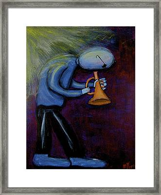 Dreamers 99-001 Framed Print by Mario Perron