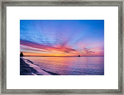 Dreamer's Dawn Framed Print