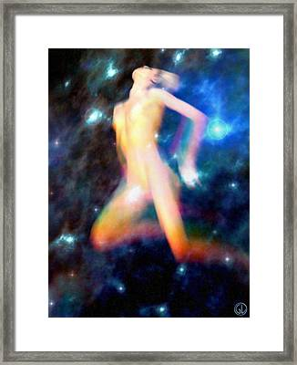 Dreamflight Framed Print