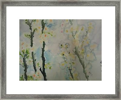 Dreamflower005 Framed Print