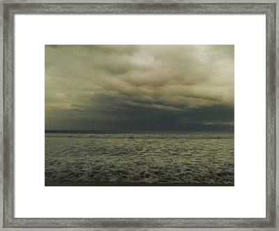 Dreaming I Framed Print by Amanda Holmes Tzafrir