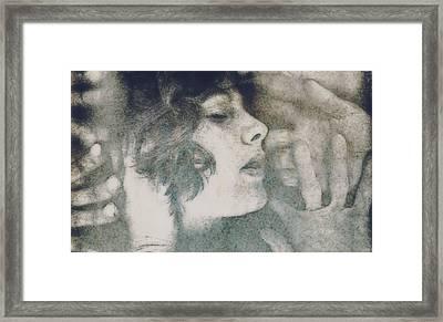 Dreaming II Framed Print by Rory Sagner