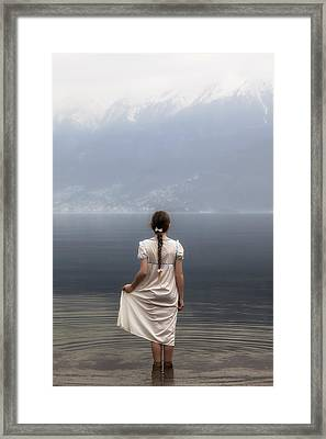 Dreaming In Water Framed Print by Joana Kruse
