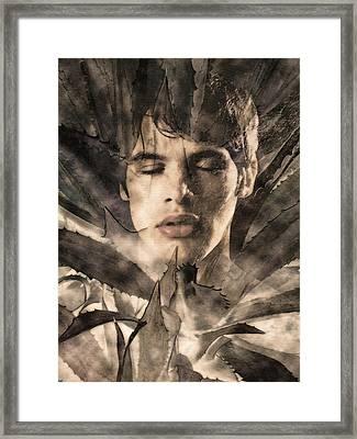 Dreaming - 2/10 Framed Print