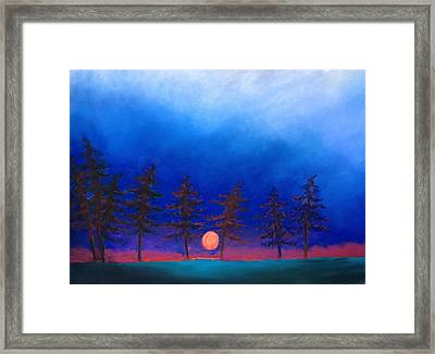 Dreaming Framed Print by Karin Eisermann