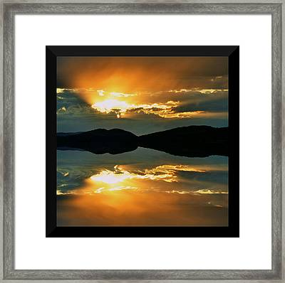 Dreaming Framed Print