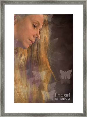 Dreaming... Framed Print by Nina Stavlund