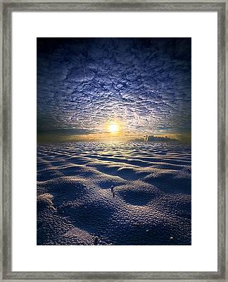 Dreaming Of June Framed Print