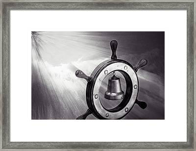 Dreaming Of The High Seas Framed Print