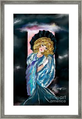 Dreaming Of You Framed Print by Lori  Lovetere